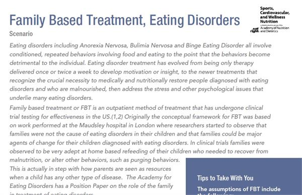an introduction to the causes of eating disorders Eating disorders are not a fad diet or an experiment to lose weight, but they are serious complex di.